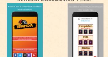 Baixe o aplicativo Tibiapedia no seu celular. - TibiaPedia