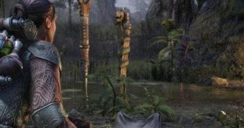 elder scrolls online treasure hunt banner