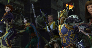 lord of the rings online group banner