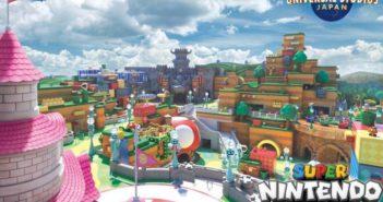 A abertura do Super Nintendo World Japan atrasou indefinidamente devido a coronavírus.