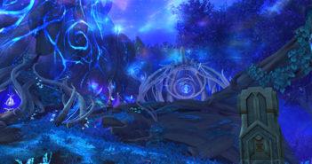 world of warcraft ardenweald banner