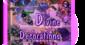 Decorações Divinas # 3: Uma história por trás da decoração (Parte I)