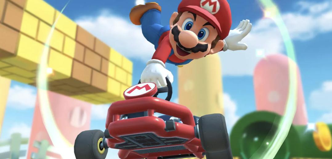Quase um ano depois, Mario Kart Tour ganha o modo paisagem