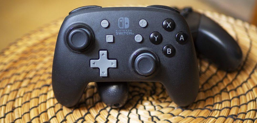 O Nano Enhanced da PowerA é uma versão menor e principalmente ótima do controlador Switch Pro
