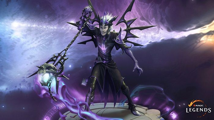 Magic: Legends - Necromancer Class Announced as One of Five Planeswalker Launch Characters