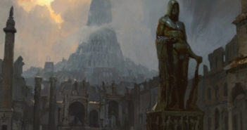 path of exile ruins banner