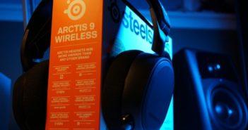 Teste do SteelSeries Arctis 9 Wireless | MMORPG.com