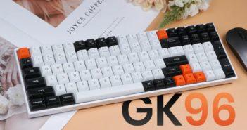 Teste do teclado mecânico Bluetooth Epomaker GK96S | MMORPG.com