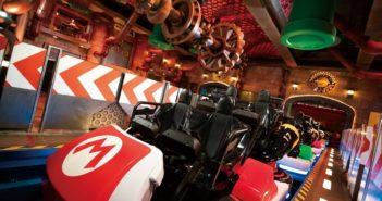 Super Nintendo World estreia em 4 de fevereiro com a montanha-russa AR Mario Kart