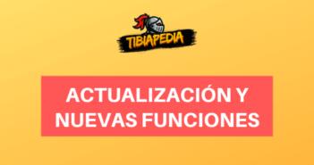 Atualização e novas funções no Tibiapedia - dezembro de 2020. - TibiaPedia