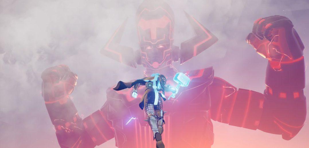 O evento Galactus de Fortnite foi um jogo de tiro gigante - e agora o jogo acabou