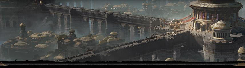wolcen lords of mayhem city ramparts banner