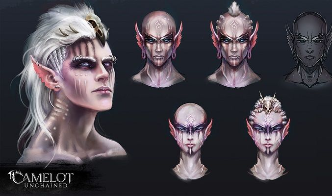 Camelot Unchained lança seu primeiro boletim informativo de 2021 - Talks Realms and Races | MMORPG.com