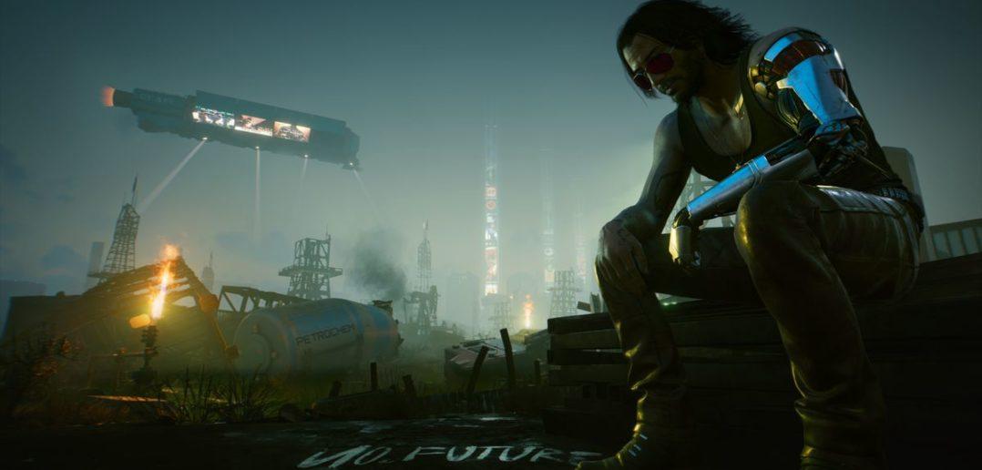 O desenvolvimento completo do Cyberpunk 2077 supostamente não começou até 2016
