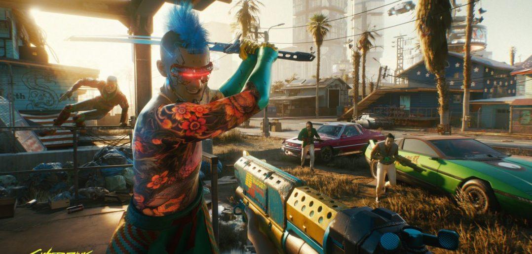 Os discos do Cyberpunk 2077 custam US $ 30 hoje para PS4, PS5, Xbox One e Xbox Series X
