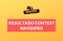 Resultado Concurso de Natal 2020 - TibiaPedia