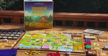 Stardew Valley é agora um jogo de tabuleiro cooperativo