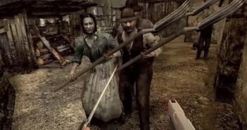 Um remake de Resident Evil 4 VR está sendo lançado no Oculus Quest 2