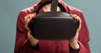 A nova atualização do Oculus Quest adiciona multitarefa e streaming sem fio para o fone de ouvido original