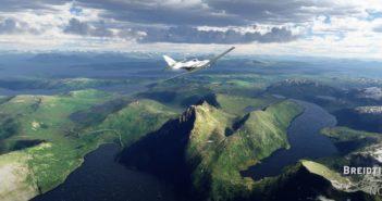 O Microsoft Flight Simulator adiciona belas vistas nórdicas em sua atualização mais recente