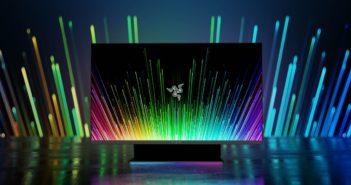 O Raptor 27 atualizado da Razer é um monitor mais rápido de 165 Hz, agora com VESA opcional