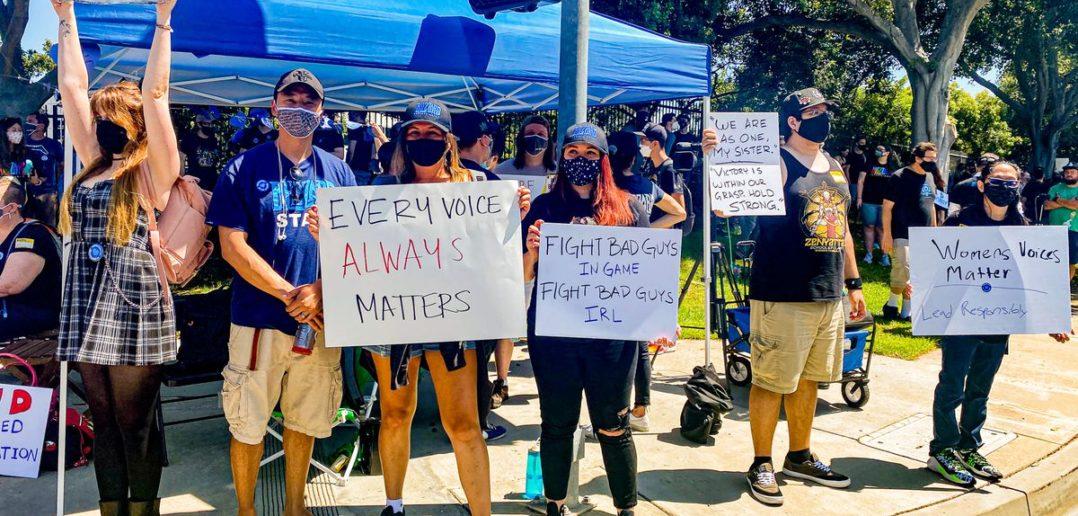 Funcionários da Activision Blizzard saem do trabalho para protestar contra o sexismo e a discriminação galopantes