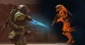 Você não poderá jogar Halo Infinite co-op ou editar mapas multijogador no lançamento