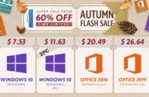 GoDeal24 Autumn Sale: Get Windows 10 At Only $7.53 (SPONSORED)