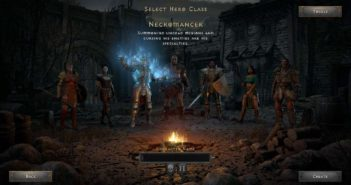 Diablo II: Resurrected Seeing Launch Day Server Issues